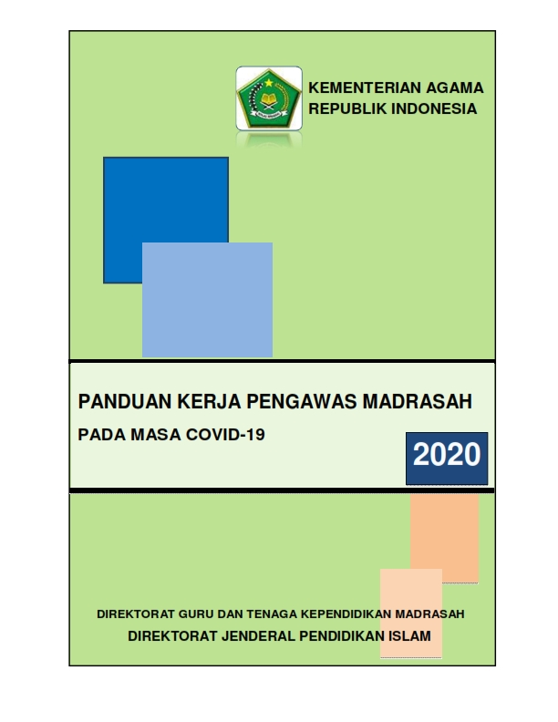 Panduan Kerja Pengawas Madrasah di Masa Covid-19