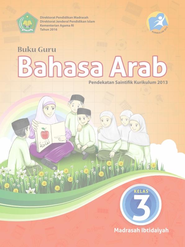 Bahasa Arab MI Kelas 3_Guru
