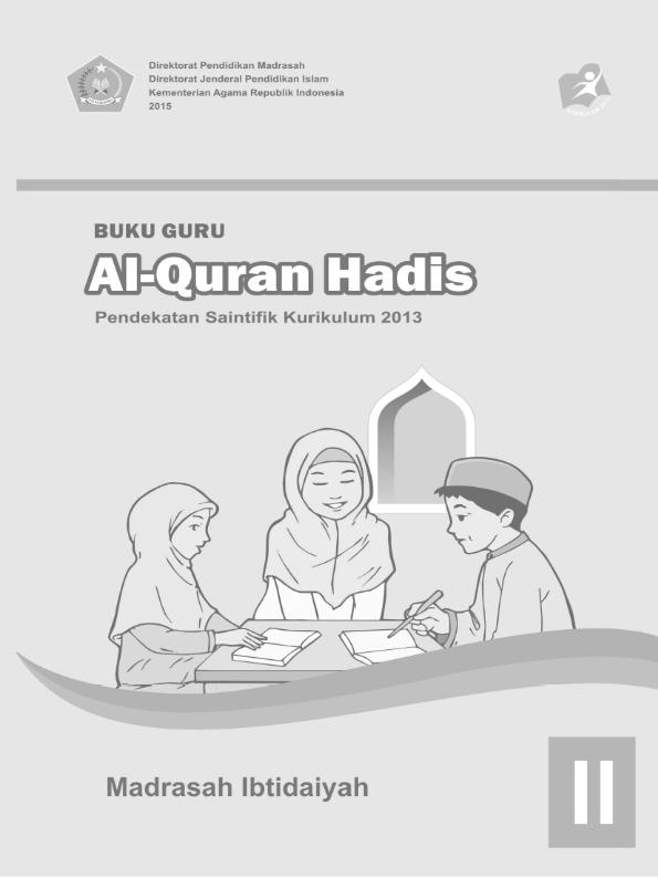 Al-Qur'an Hadis MI Kelas 2_Guru