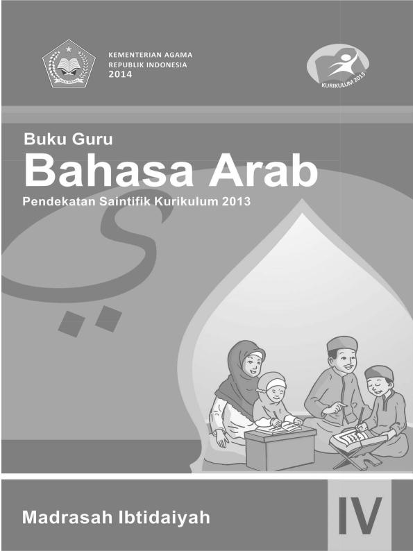 Bahasa Arab MI Kelas 4_Guru