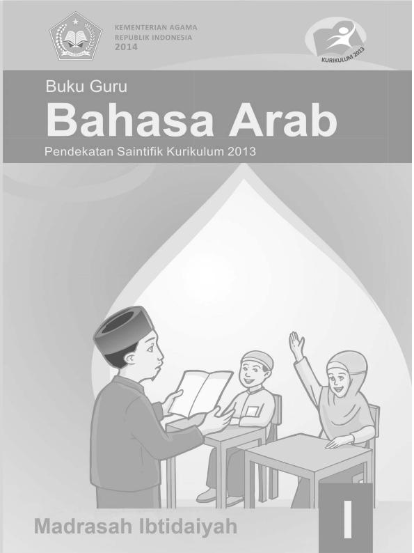 Bahasa Arab MI Kelas 1_Guru