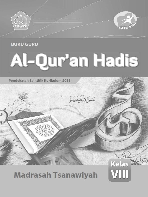 Al-Qur'an Hadis MTs Kelas 8_Guru