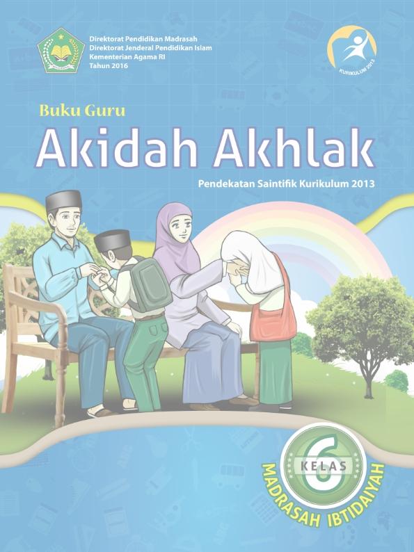 Akidah Akhlak MI Kelas 6_Guru