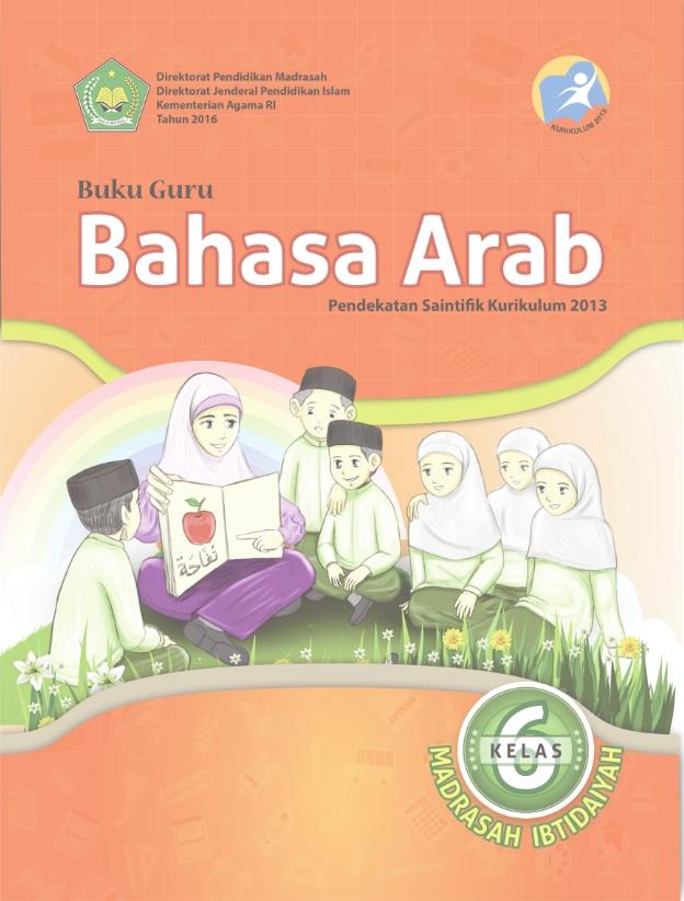 Bahasa Arab MI Kelas 6_Guru