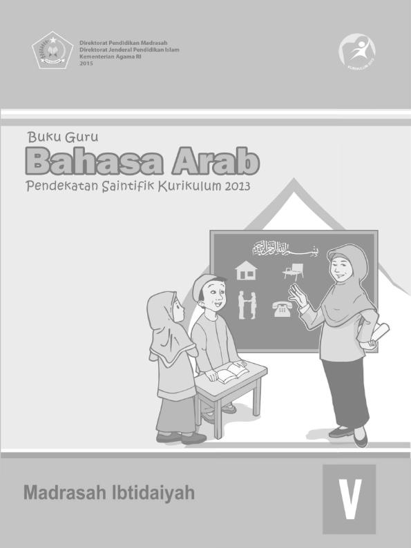 Bahasa Arab MI Kelas 5_Guru