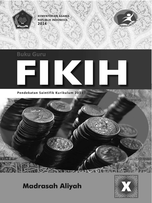 Fikih MA (IPA-IPS-Bahasa) Kelas 10_Guru