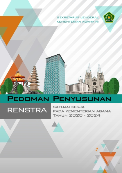 Pedoman Penyusunan Renstra Satker Kemenag 2020-2024