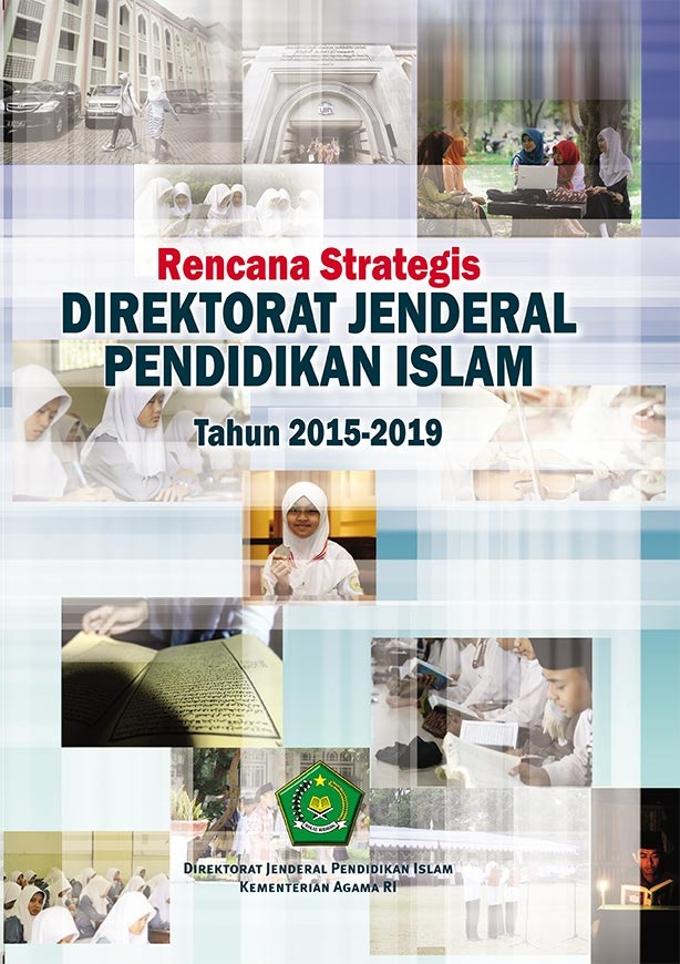 Renstra Ditjen Pendis Tahun 2015-2019