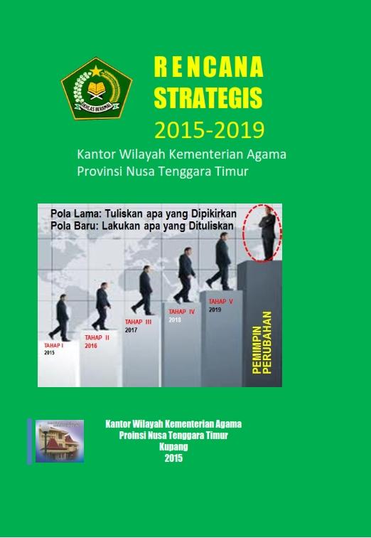Renstra Kanwil Kemenag Tahun 2015-2019