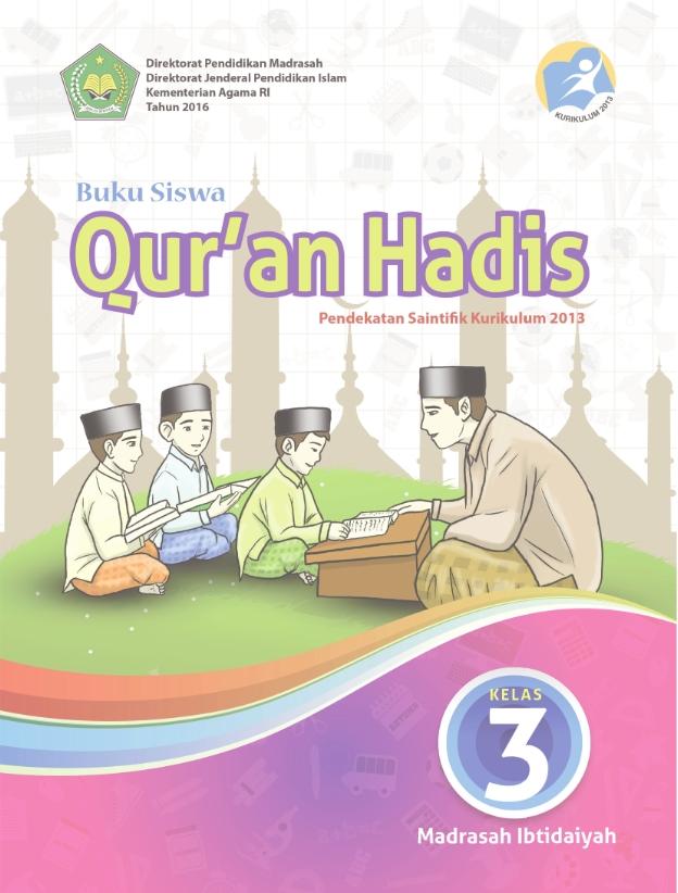 Al-Qur'an Hadis MI Kelas 3_Siswa