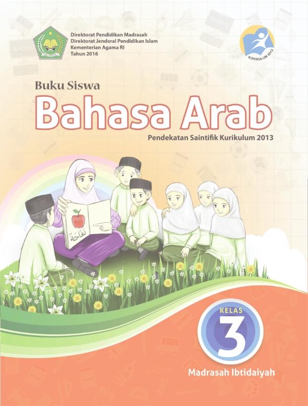 Bahasa Arab MI Kelas 3_Siswa