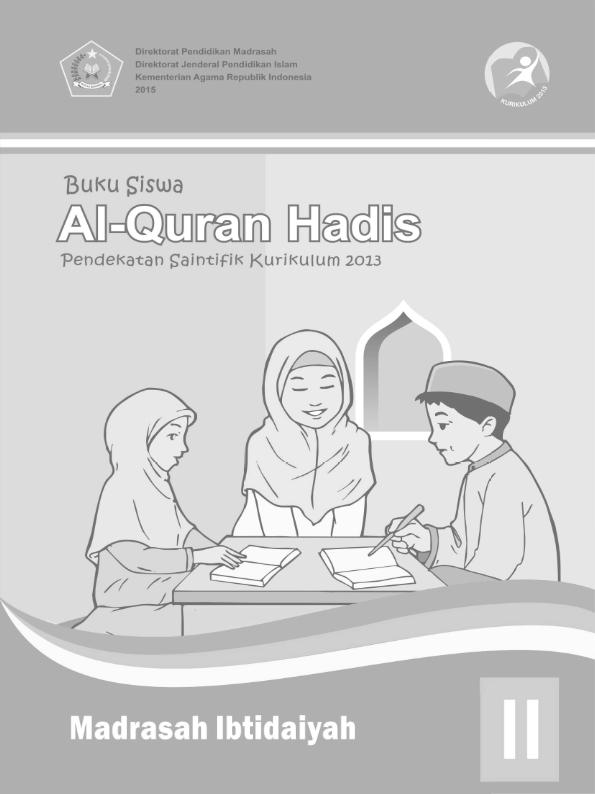 Al-Qur'an Hadis MI Kelas 2_Siswa