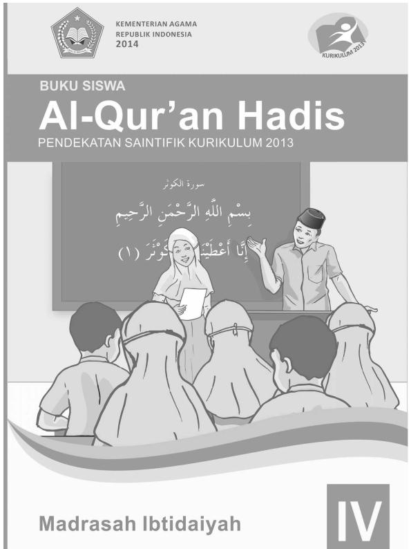 Al-Qur'an Hadis MI Kelas 4_Siswa