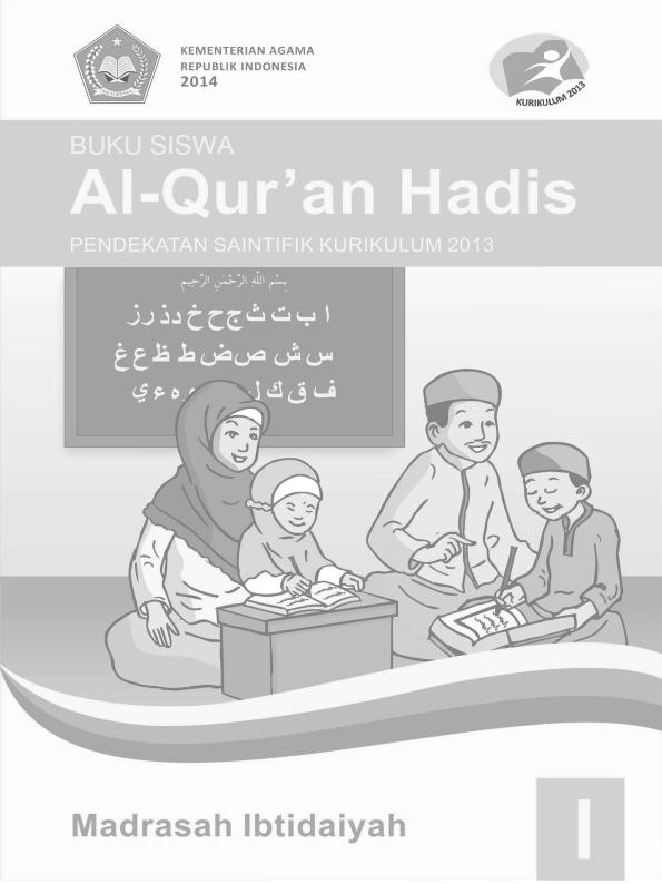 Al-Qur'an Hadis MI Kelas 1_Siswa