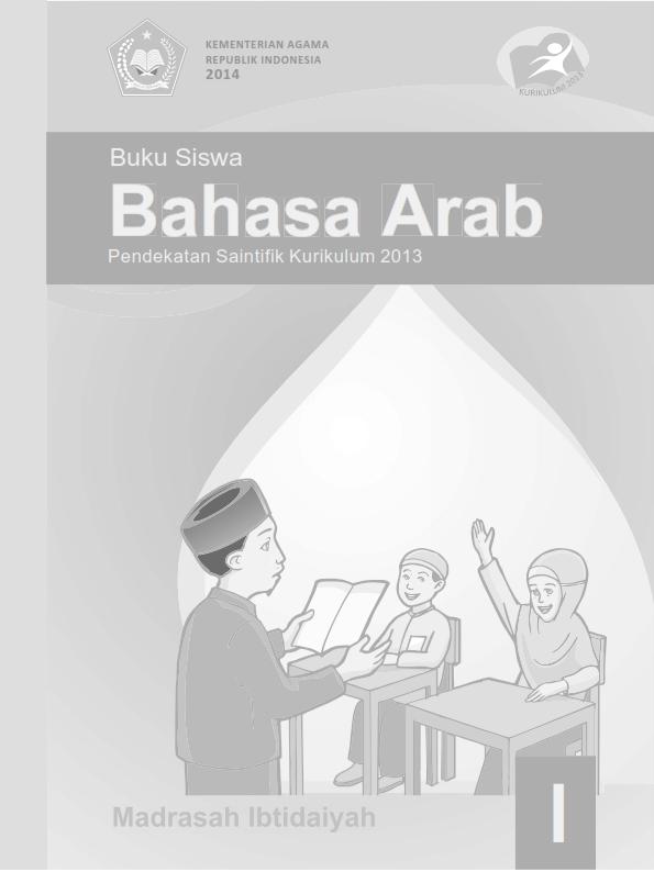 Bahasa Arab MI Kelas 1_Siswa