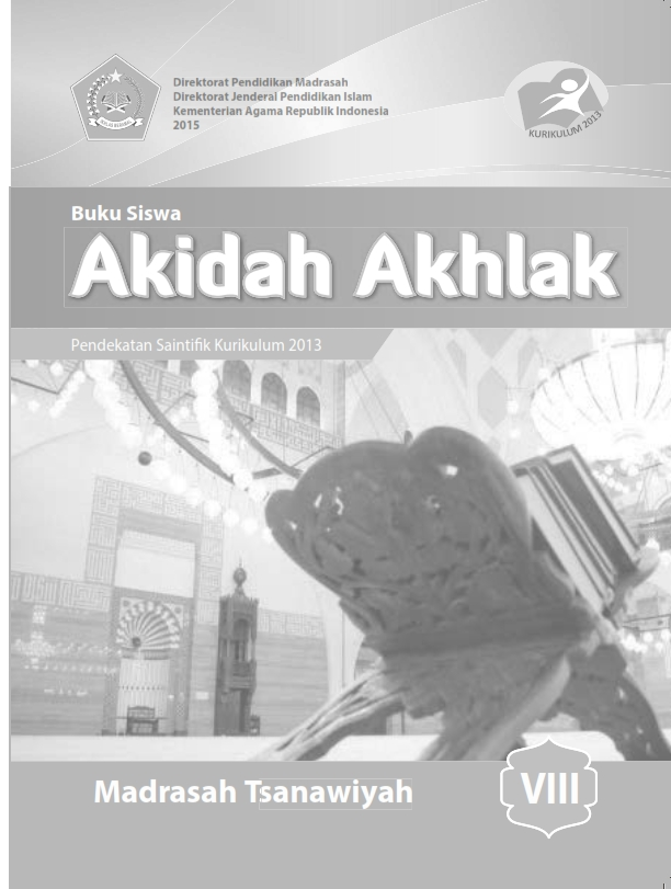 Akidah Akhlak MTs Kelas 8_Siswa