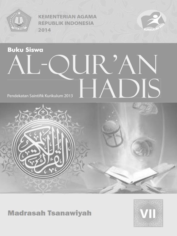 Al-Qur'an Hadis MTs Kelas 7_Siswa