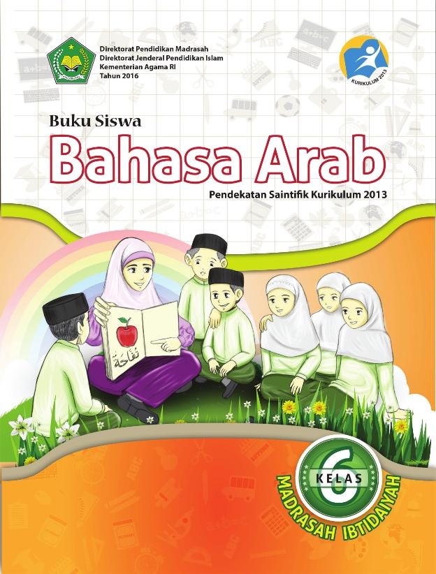 Bahasa Arab MI Kelas 6_Siswa