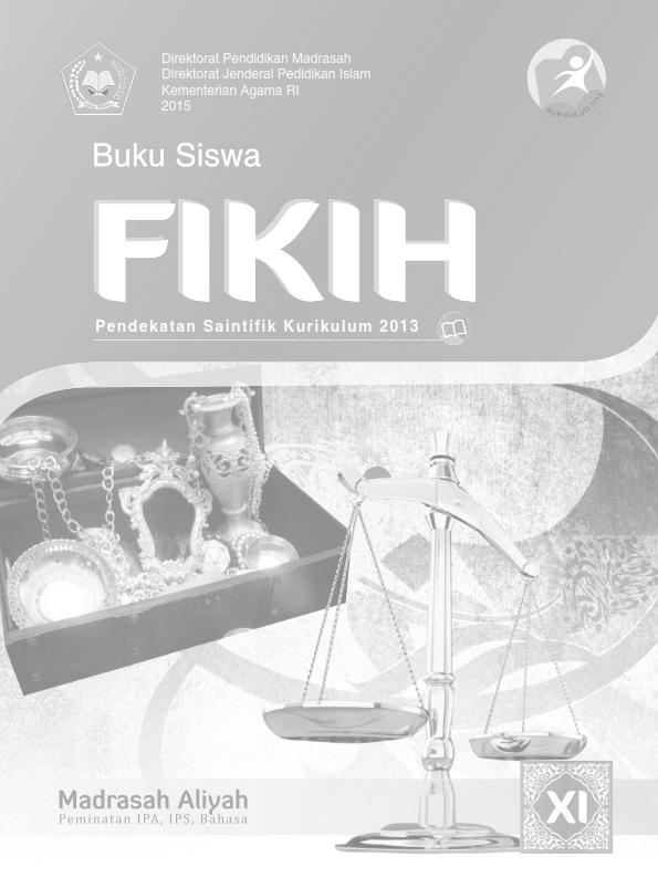 Fikih MA (IPA-IPS-Bahasa) Kelas 11_Siswa