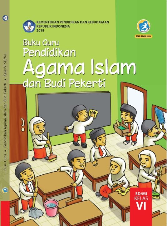 PAI SD Kelas 6_Guru