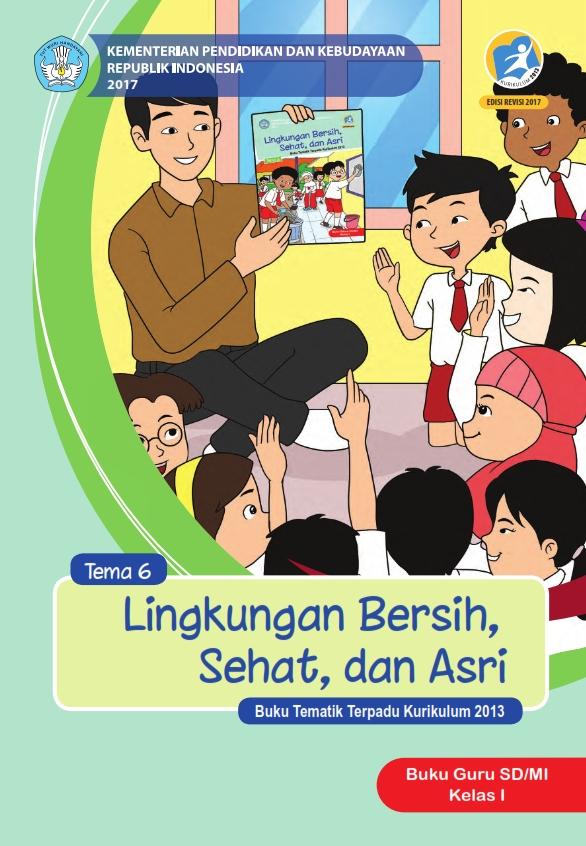 Tema 6 MI Kelas 1_Guru