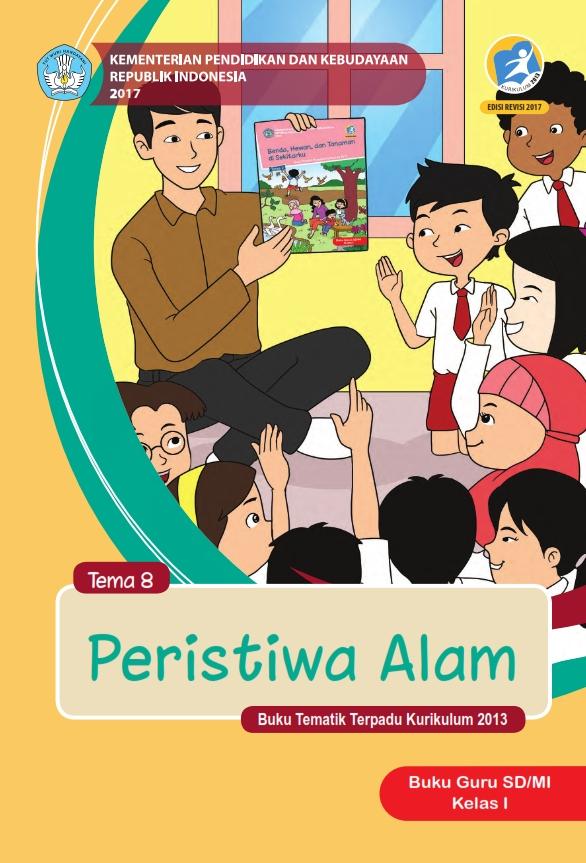 Tema 8 MI Kelas 1_Guru