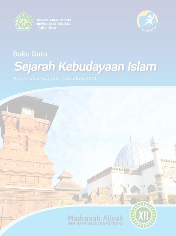 SKI MA (Agama) Kelas 12_Guru