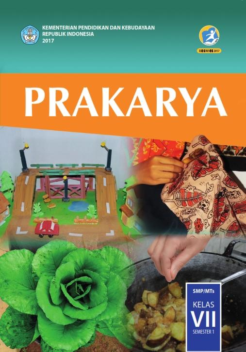 Prakarya MTs Kelas 7 Semester I_Siswa