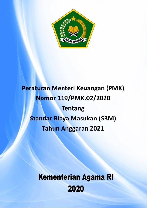 SBM Tahun 2021