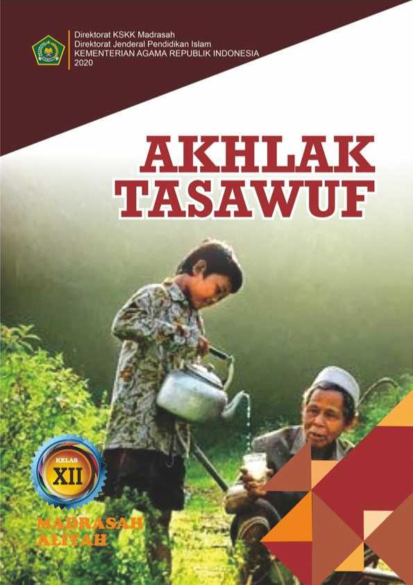 Akhlak Tasawuf MA (Agama) Kelas 12