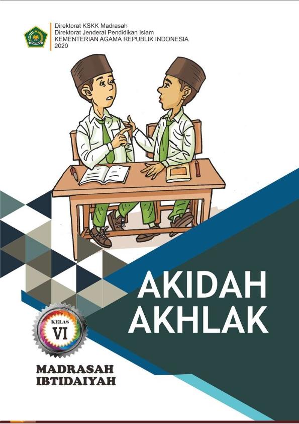 Akidah Akhlak MI Kelas 6
