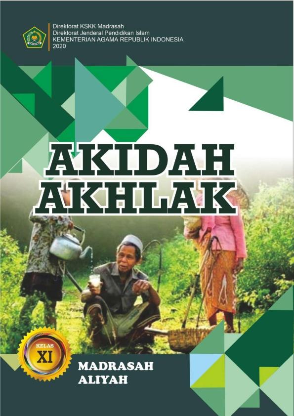 Akidah AKhlak MA (IPA-IPS_Bahasa) Kelas 11