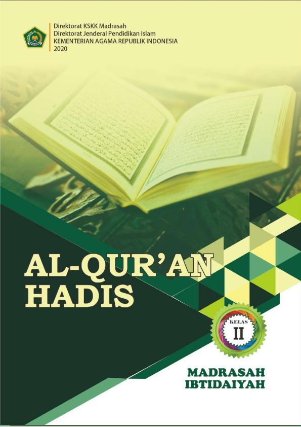 Al-Quran Hadis MI Kelas 2