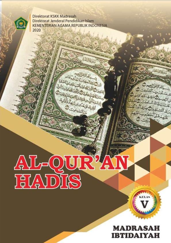 Al-Quran Hadis MI Kelas 5