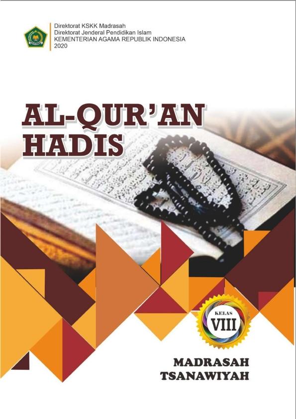 Al-Quran Hadis MTs Kelas 9