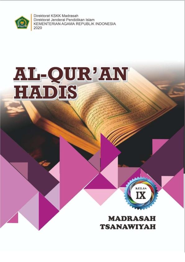 Al-Quran Hadis MTs Kelas 8
