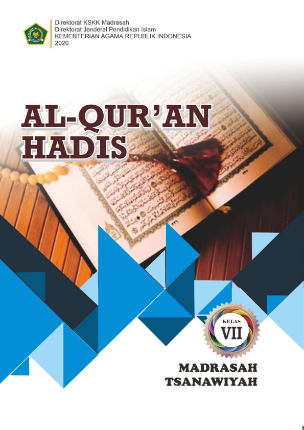 Al-Quran Hadis MTs Kelas 7