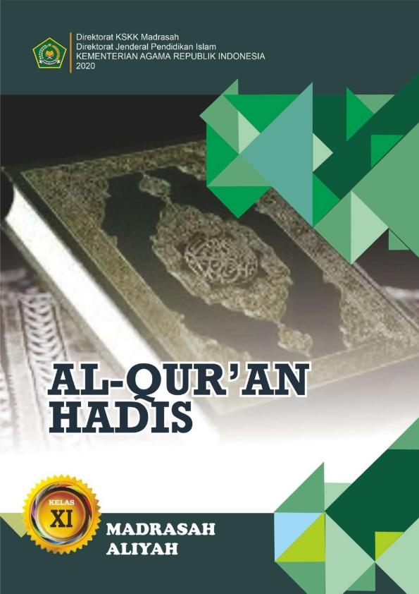 Al-Quran Hadis MA (IPA-IPS_Bahasa) Kelas 11
