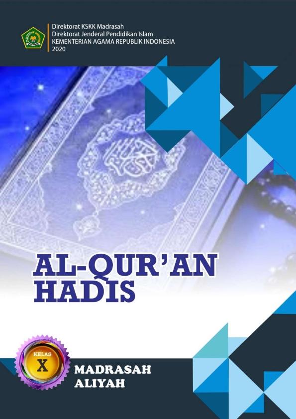 Al-Quran Hadis MA (IPA-IPS_Bahasa) Kelas 10