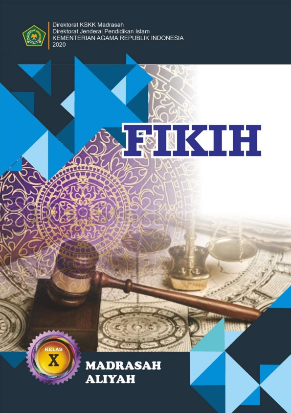 Fikih MA (IPA-IPS_Bahasa) Kelas 10