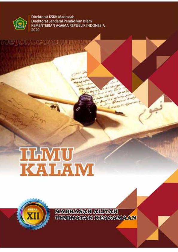 Ilmu Kalam MA (Agama) Kelas 12