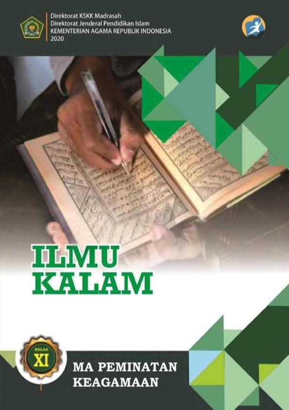 Ilmu Kalam MA (Agama) Kelas 11