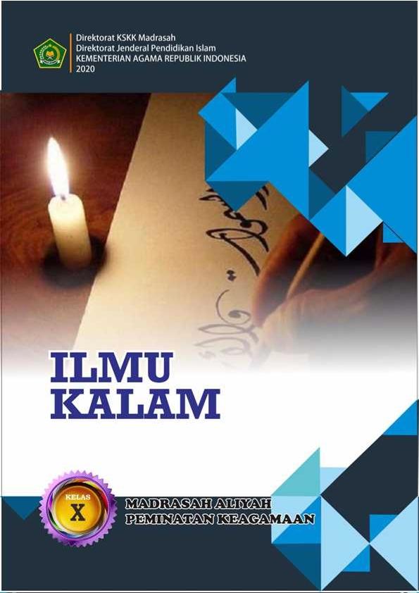 Ilmu Kalam MA (Agama) Kelas 10