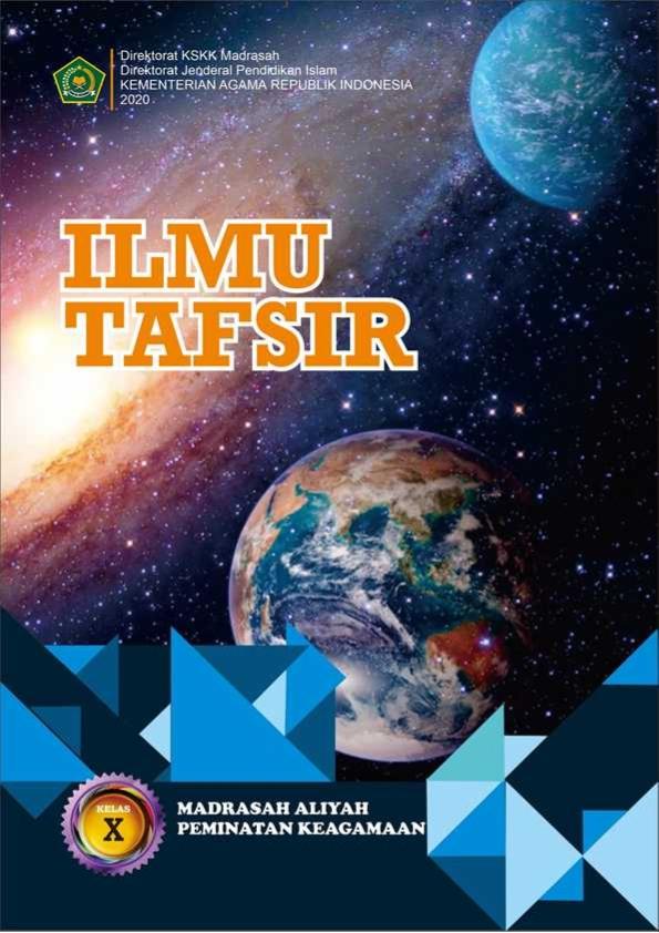Ilmu Tafsir MA (Agama) Kelas 10
