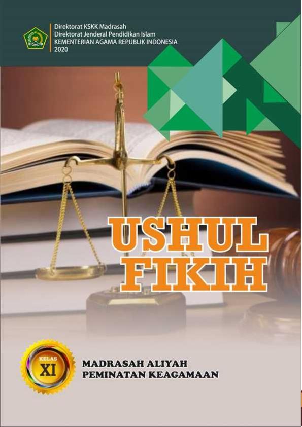 Ushul Fikih MA (Agama) Kelas 11